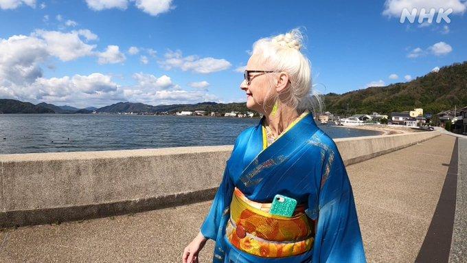 TV放送のお知らせ「世界はほしいモノにあふれてる/京都 KIMONOスペシャル」