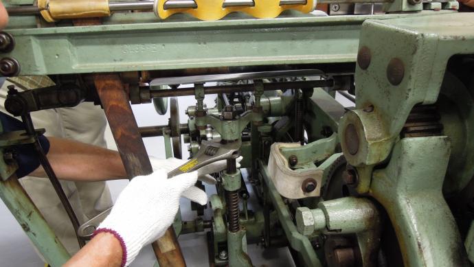 令和3年度「織物・機械金属等巡回支援事業」のお知らせ